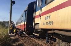 越南北南铁路线上四个紧急项目即将动工兴建
