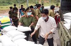 承天顺化省向老挝捐赠医疗物资和必需品
