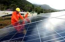 越南努力制定2020年后太阳能发电发展机制与政策