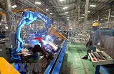 越南THACO公司5月底对美出口半挂车