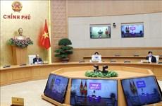 越南政府总理:放松限制性社交活动但仍要采取适当的控制措施