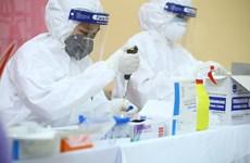 越南无新增新冠肺炎确诊病例新增12例确诊患者痊愈出院