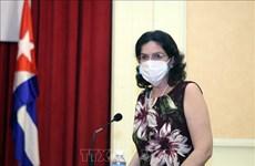 越南与古巴加强新冠肺炎疫情防控工作的合作