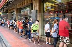泰国拟放宽部分地区封锁措施