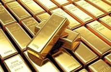 越南国内黄金价格上涨15万越盾