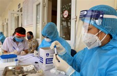 越南连日来无新增新冠肺炎确诊病例 继续密切监视疫区的情况
