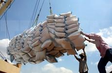 超过5.6万吨大米获得清关