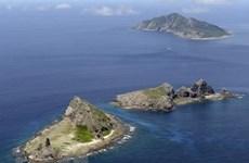 """日本对中国设立""""西沙区""""和""""南沙区""""表示担忧"""