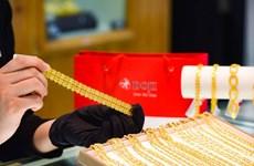 越南国内黄金价格保持在4800万越盾以上