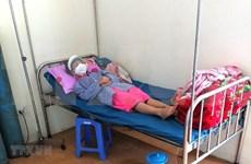 新冠肺炎疫情:河江省对同文镇实施全面封锁