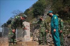 高平省边防部队加固防疫线  全力守护人民健康安全