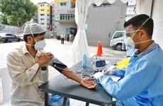 东南亚各国新冠肺炎疫情防控形势依然严峻复杂