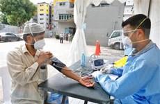 新加坡新冠肺炎确诊病例1万例  老挝连续10天新增新冠肺炎确诊病例为零