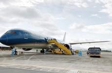 广宁省云屯国际航空港从5月初起恢复国内商业客运航班运营