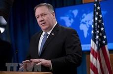 美国国务卿和各位专家谴责中国在东海采取的行动