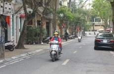 放宽社会距离措施后 河内市生活节奏逐步恢复正常