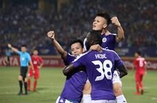 越南各场足球比赛预计于5月15日重启