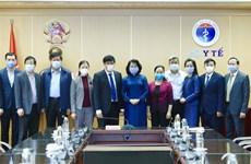 新冠肺炎大流行使民众对越南卫生部门的信心得以增强