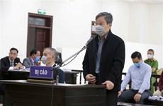 MobiFone收购AVG大案:检察院建议维持对被告阮北山的原判