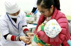 世卫组织与联合国儿童基金会为越南的儿童预防接种工作提供协助