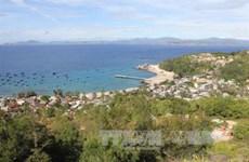 欧盟援建平定省仁州岛乡海底电缆项目