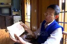 清化省:为保护和传承古代傣语文字奉献一生的老师