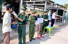 军队做好疫情防控第一线和保卫祖国双重任务