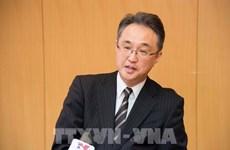 越南国家统一45周年:JETRO副理事长高度评价越南改善国际贸易政策的努力