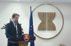欧盟对在东海采取的单方面行为表示担忧