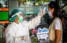 泰国单日新增新冠肺炎确诊病例首次降至一位数
