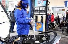 越南汽油零售价降至1.1万越盾以下