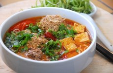 法国媒体介绍越南首都河内的传统美食