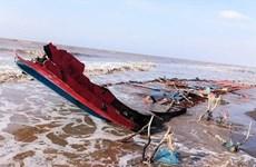 越南成功救助在朔庄省海域遇险的三名印尼船员