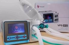 新冠肺炎疫情:Vin集团成功制造两款呼吸机 服务越南治疗工作