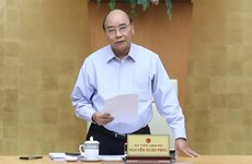 阮春福总理:越南已基本击退了新冠肺炎疫情