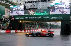 世界一级方程式赛车河内大奖赛或将于2020年底举行