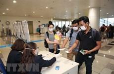 今年4月份越南机场客运吞吐量创最大降幅纪录