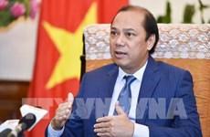 越南外交部副部长阮国勇:东盟作出的努力获得伙伴国的好评