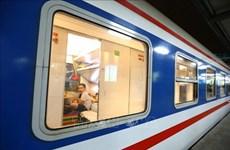 越南北南铁路线新增多条客运线路