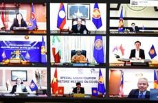 东盟十国就恢复旅游业召开视频会议