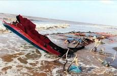 印尼籍运米货轮在越南海域被沉没  全力搜救失踪船员