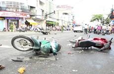 南方解放和五一国际劳动节假期第一天:交通事故致使14人死亡