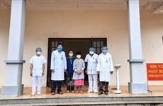 河江省首例新冠肺炎确诊病例被治愈 但仍继续留在医院接受隔离观察