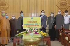 越南佛教与民族同行是越南佛教的特色