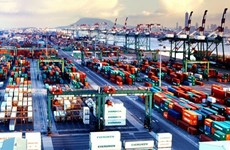 今年前4月越南贸易顺差达30亿美元