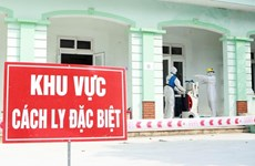 新冠肺炎疫情:北宁省对233名外国专家进行隔离