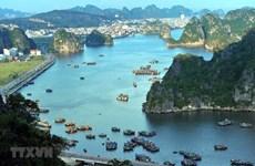 广宁省准许下龙湾上的旅游住宿服务恢复运营