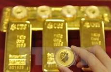 5月5日越南国内黄金价格下降20万越盾
