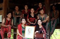 """""""5月再忆胡伯伯""""主题活动将在越南多民族旅游文化村举行"""