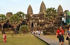 2020年4月柬埔寨吴哥考古公园的门票收入同比下降99.5%